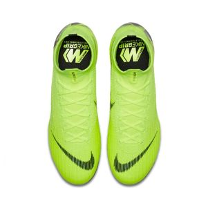 Nike Mercurial Superfly 6 Elite FG gelb – Bild 5