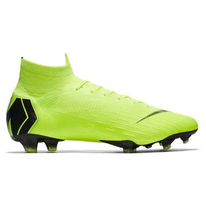Nike Mercurial Superfly 6 Elite FG gelb – Bild 3