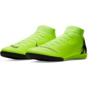 Nike Mercurial Superfly 6 Academy IC Hallenfußballschuhe gelb