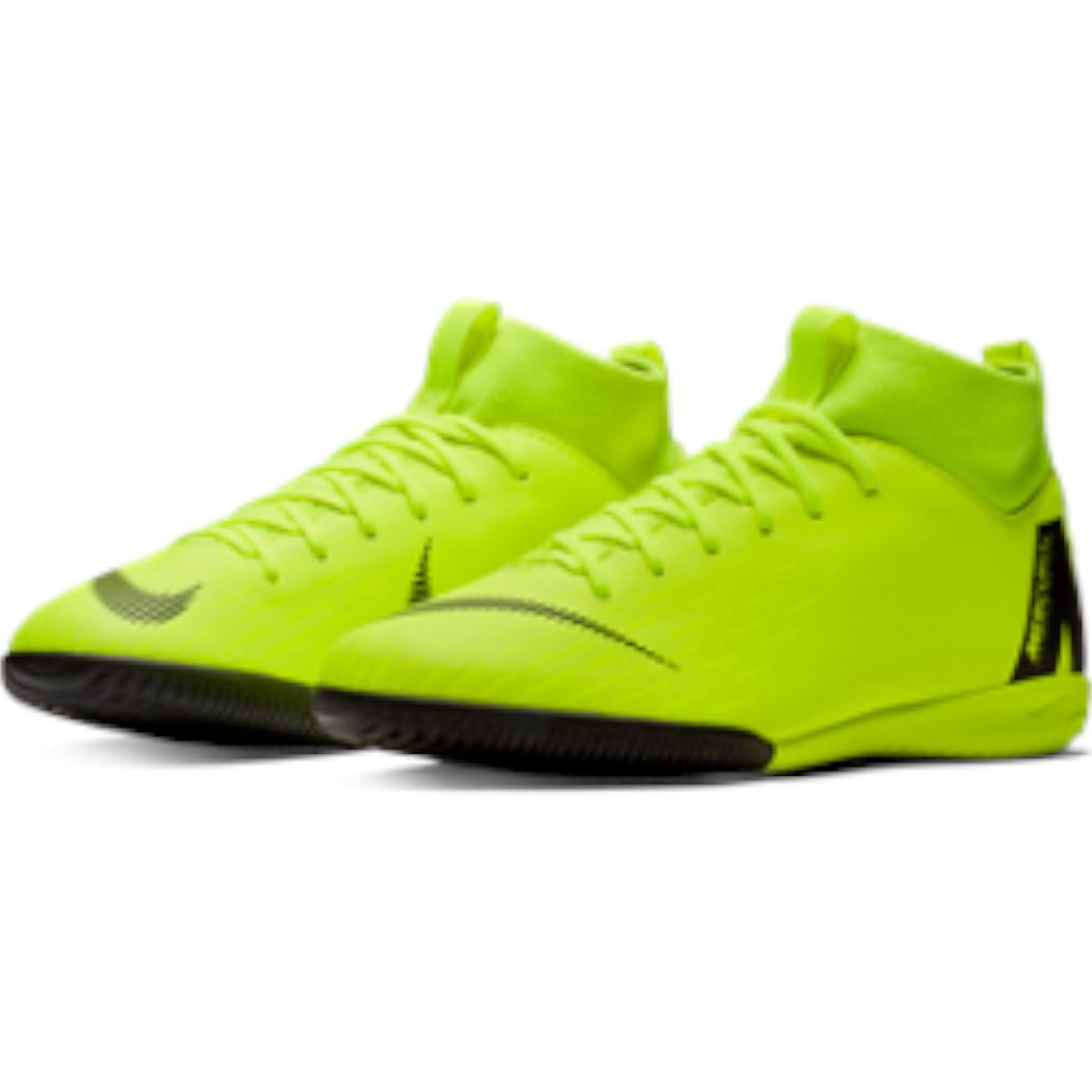 Nike gelb Schuhe Mercurial 6 Kinder Academy Nike Superfly IC v8nwP0OymN