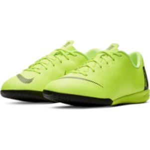 Nike Kinder MercurialX Vapor 12 Academy IC gelb