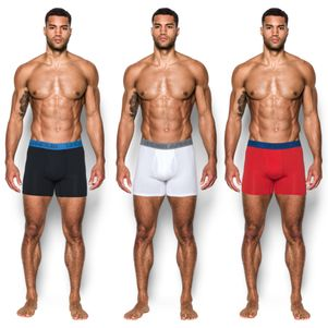 3er Pack Under Armour Herren-Boxerjock® Charged Cotton® Boxershorts – Bild 2