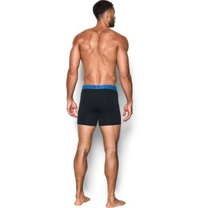 3er Pack Under Armour Herren-Boxerjock® Charged Cotton® Boxershorts – Bild 8