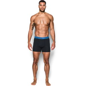 3er Pack Under Armour Herren-Boxerjock® Charged Cotton® Boxershorts – Bild 7