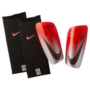 Nike CR7 Mercurial Lite Schienbeinschoner Christiano Ronaldo silber / schwarz