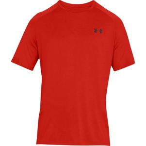 3er Pack Under Armour Tech 2.0 T-Shirt Fitness Shirt grau blau rot – Bild 17