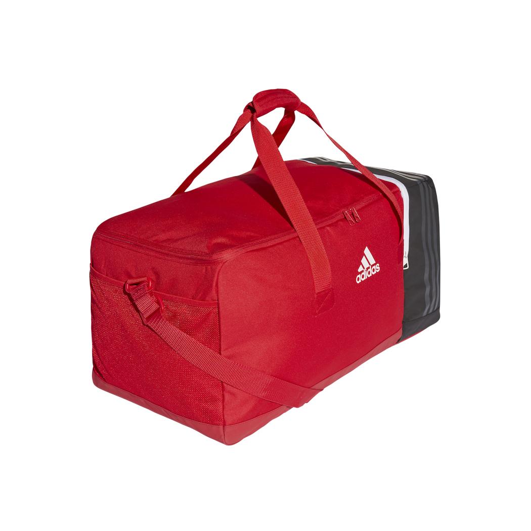 adidas Tiro Teambag Sporttasche Gr. L rot schwarz