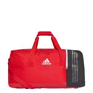 adidas Tiro Teambag Sporttasche Gr. L rot / schwarz – Bild 1