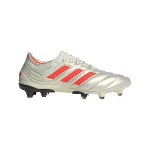 adidas Copa 19.1 FG weiß / rot – Bild 1