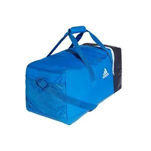 adidas Tiro Teambag Sporttasche Gr. L blau – Bild 3
