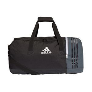 adidas Tiro Teambag Sporttasche Gr. M schwarz / grau