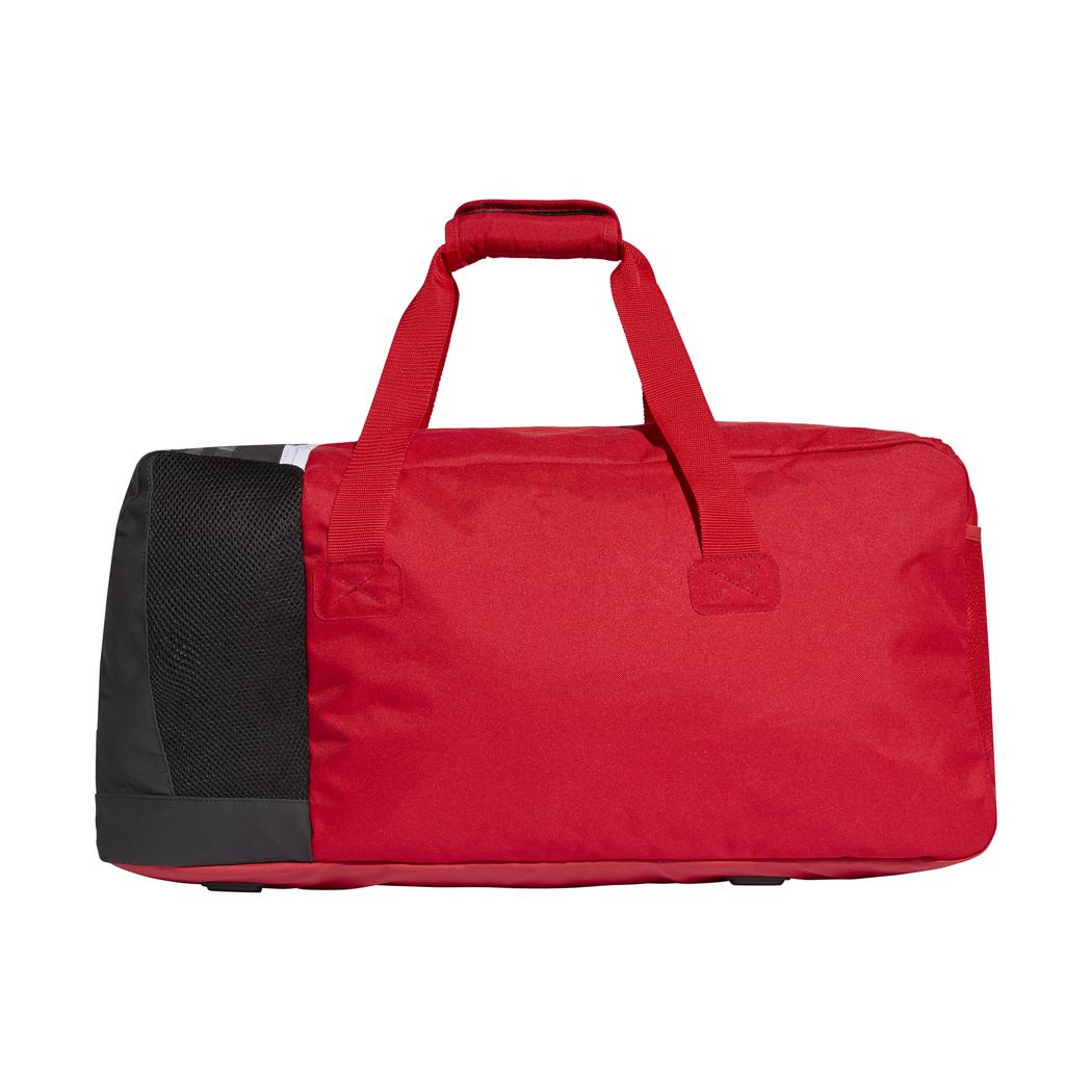 5cdacc06b2501 adidas Tiro Teambag Sporttasche Gr. M rot   schwarz Equipment Taschen