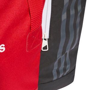 adidas Tiro Teambag Sporttasche Gr. M rot / schwarz – Bild 5