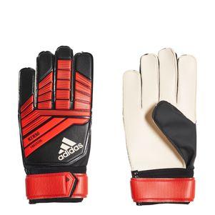 adidas Predator Torwarthandschuhe rot / schwarz / weiß – Bild 1