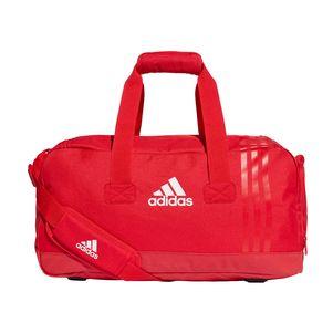 adidas Tiro Teambag Sporttasche Gr. S rot – Bild 1