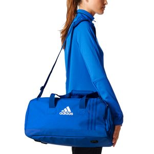 adidas Tiro Teambag Sporttasche Gr. S blau – Bild 5