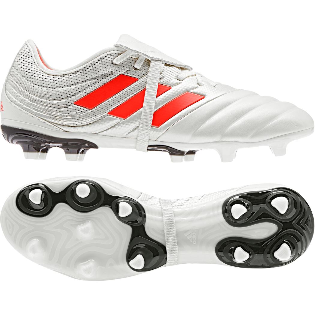 best website 7dbd5 c2f3a ... adidas Copa Gloro 19.2 FG weiß  rot ...