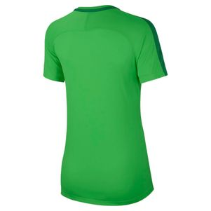 Nike Damen Dry Academy 18 Football Top grün – Bild 2