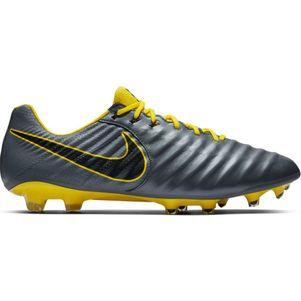 Nike Legend 7 Elite FG grau / gelb – Bild 1