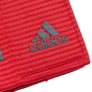 adidas Captains Armband Kapitänsbinde rot – Bild 5