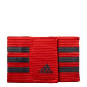 adidas Captains Armband Kapitänsbinde rot – Bild 3