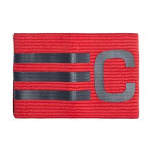 adidas Captains Armband Kapitänsbinde rot – Bild 1