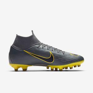 Nike Superfly 6 Pro AG-Pro grau / gelb – Bild 1