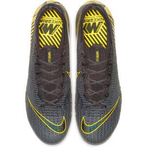 Nike Vapor 12 Elite FG grau / gelb – Bild 4