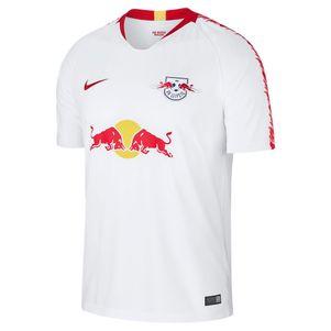 Nike RB Leipzig Home Heimtrikot 2018/2019 weiß / rot – Bild 1
