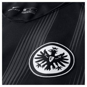 Nike SG Eintracht Frankfurt Home Heimtrikot 2018/2019 schwarz / grau – Bild 3