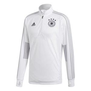 adidas DFB Trainingstop Pullover Herren Deutschland WM 2018 weiß