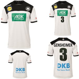 Kempa DHB Deutschland Handball Heimtrikot weiß WM 2019 – Bild 1