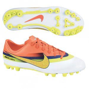 Nike Mercurial Victory IV CR Ronaldo AG weiß/gelb/blau/rot