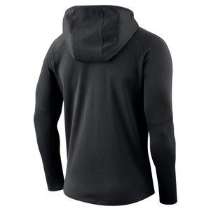 Nike Kinder Dry Academy 18 Hoodie Kapuzenpullover schwarz – Bild 2