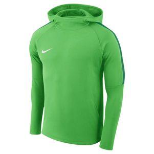 Nike Kinder Dry Academy 18 Hoodie Kapuzenpullover grün – Bild 1