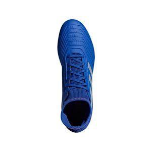 adidas Predator 19.3 AG blau / silber / rot – Bild 4