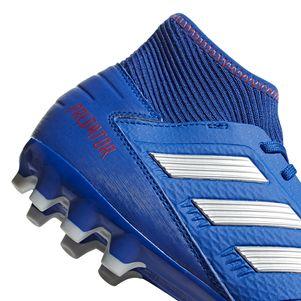 adidas Predator 19.3 AG blau / silber / rot – Bild 6