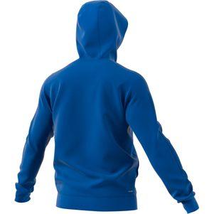 adidas Tiro 17 Hoody Kapuzenpullover blau – Bild 2