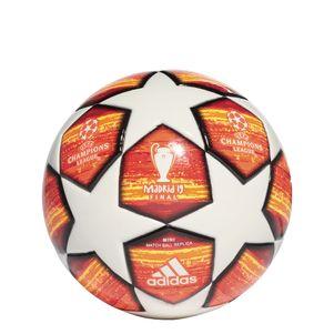 adidas Champions League Finale Madrid Miniball weiß / rot 2018/2019 – Bild 1