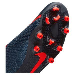 Nike Phantom Vision Academy DF FG/MG dunkelblau – Bild 8