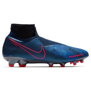 Nike Phantom Vision Elite DF FG blau – Bild 1