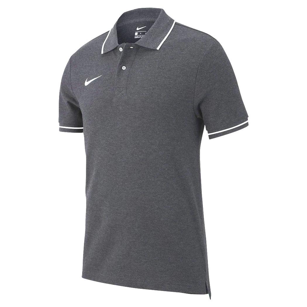 Nike Club19 Poloshirt Herren weiß AJ1502 100 L