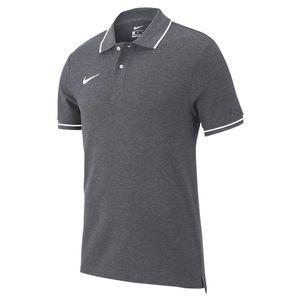 Nike Club 19 Poloshirt grau