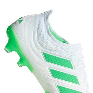 adidas Copa 19.1 FG weiß / grün / weiß – Bild 8