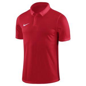 Nike Academy 18 Poloshirt rot – Bild 1