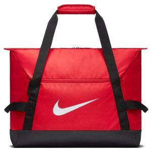 Nike Academy Team Fußball Sporttasche medium rot – Bild 1