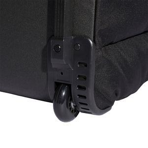 adidas Tiro Duffel Trolley Sporttasche mit Rollen Gr. XL schwarz – Bild 7