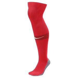 Nike Team MatchFit Over-the-Calf Fußballstutzen Socken rot – Bild 1