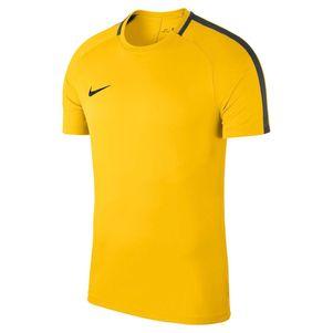 Nike Kinder Academy 18 Shirt gelb – Bild 1
