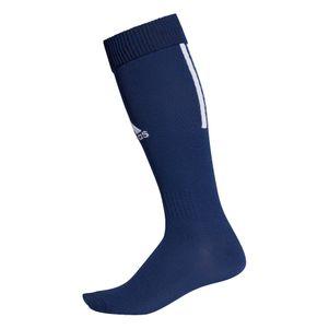 adidas Santos 18 3 Streifen Stutzenstrumpf dunkelblau – Bild 1